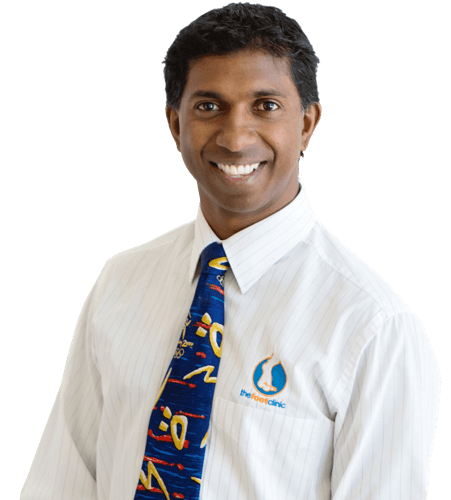 Sports podiatrists Perth Dr Suresh Sivacolundhu